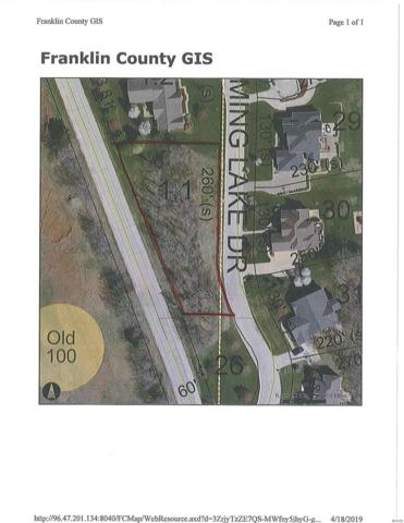 681 Ming Lake Drive, Washington, MO 63090 (#19027621) :: Holden Realty Group - RE/MAX Preferred