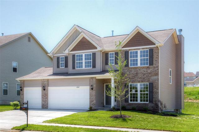 141 Hartford Glen Court, Fenton, MO 63026 (#19027640) :: PalmerHouse Properties LLC