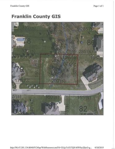443 Ridge Meadow Lane, Washington, MO 63090 (#19027679) :: Holden Realty Group - RE/MAX Preferred