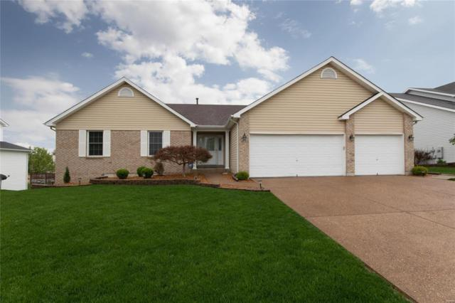 1846 Hackmann Hollow Drive, Wentzville, MO 63385 (#19027789) :: St. Louis Finest Homes Realty Group