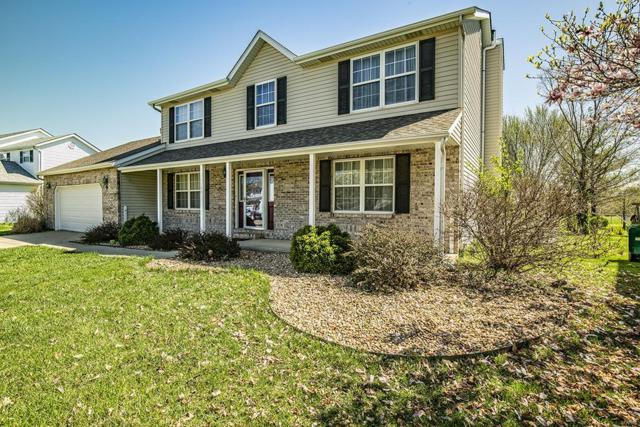 1160 Tazewell Drive, O'Fallon, IL 62269 (#19027802) :: Holden Realty Group - RE/MAX Preferred