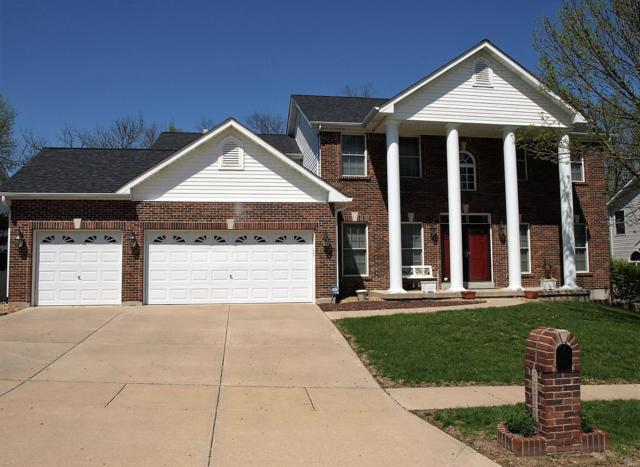 4033 Stonecroft Drive, Saint Charles, MO 63304 (#19027826) :: St. Louis Finest Homes Realty Group