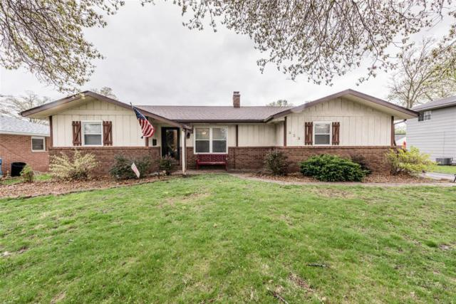 323 N Kimberlin Street, Troy, IL 62294 (#19027830) :: Holden Realty Group - RE/MAX Preferred
