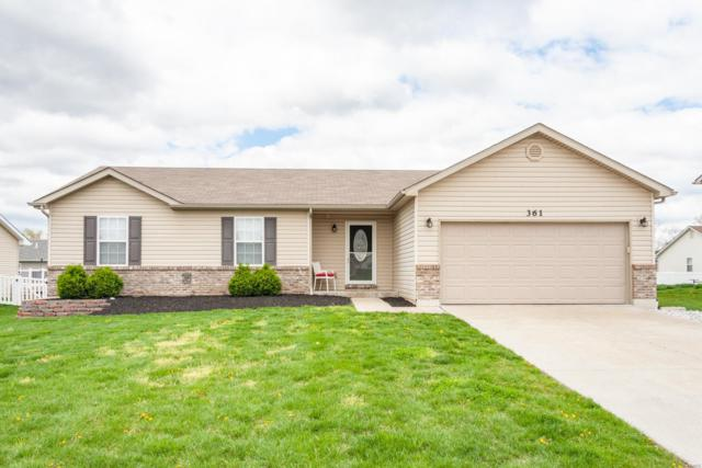 361 Turkey Roost Lane, Troy, MO 63379 (#19027840) :: Holden Realty Group - RE/MAX Preferred