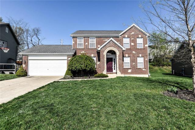 1217 Peaceful Valley Drive, Dardenne Prairie, MO 63368 (#19027855) :: PalmerHouse Properties LLC
