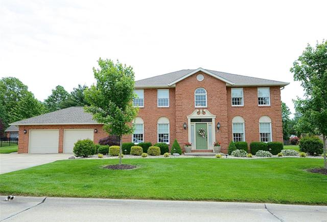 205 Lake Lorraine Drive, Swansea, IL 62226 (#19027892) :: Holden Realty Group - RE/MAX Preferred