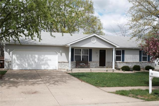 1508 Bishop Drive, Troy, MO 63379 (#19027901) :: St. Louis Finest Homes Realty Group