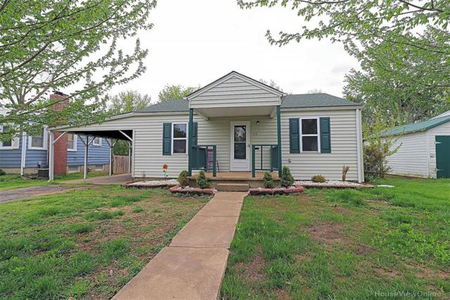 118 Hickory Street, Farmington, MO 63640 (#19027997) :: St. Louis Finest Homes Realty Group