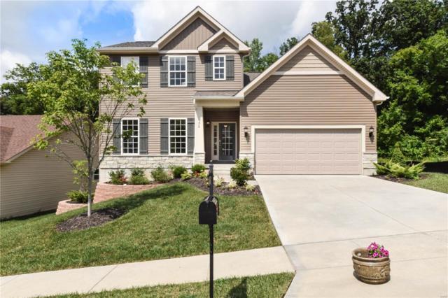 1332 Heritage Parkway, Wentzville, MO 63385 (#19028005) :: PalmerHouse Properties LLC