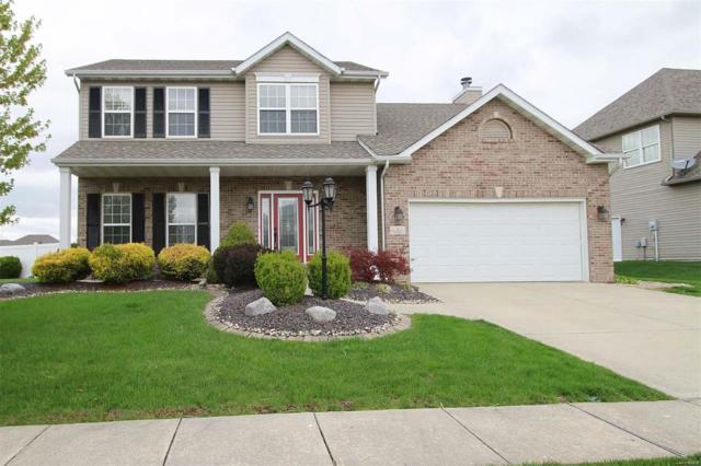 1 E Picketts Xing, Edwardsville, IL 62025 (#19028021) :: Holden Realty Group - RE/MAX Preferred