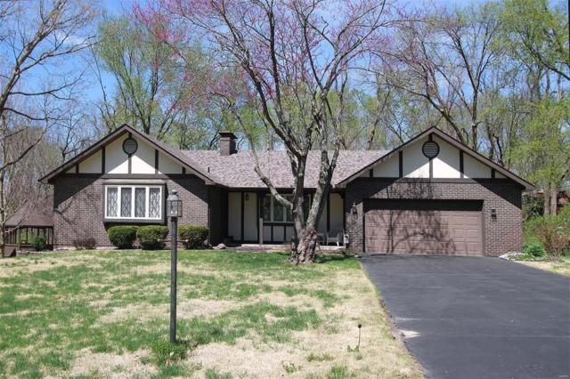 5 Robin Lane, Collinsville, IL 62234 (#19028026) :: Holden Realty Group - RE/MAX Preferred