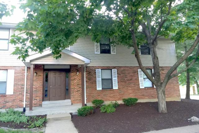 1828 Suns Up Court #20, Florissant, MO 63031 (#19028071) :: RE/MAX Professional Realty