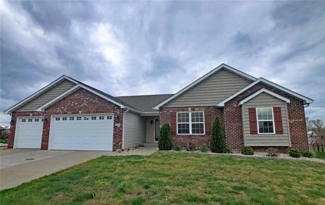 1300 Keck Ridge Drive, O'Fallon, IL 62269 (#19028102) :: PalmerHouse Properties LLC