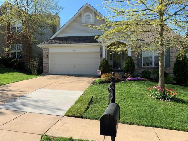 3408 Bluff Park Drive, Arnold, MO 63010 (#19028178) :: PalmerHouse Properties LLC