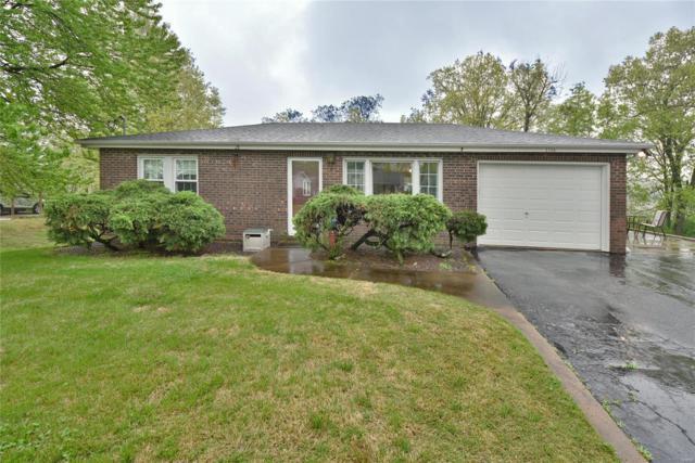 5136 Brinridge, High Ridge, MO 63049 (#19028208) :: Clarity Street Realty