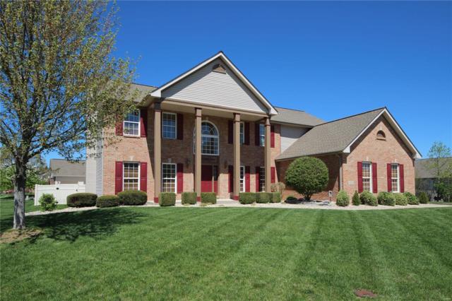 1100 Nottinghill Drive, O'Fallon, IL 62269 (#19028247) :: PalmerHouse Properties LLC