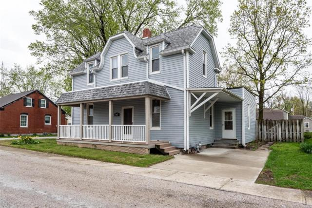 507 Clinton Street, GERMANTOWN, IL 62245 (#19028256) :: The Becky O'Neill Power Home Selling Team