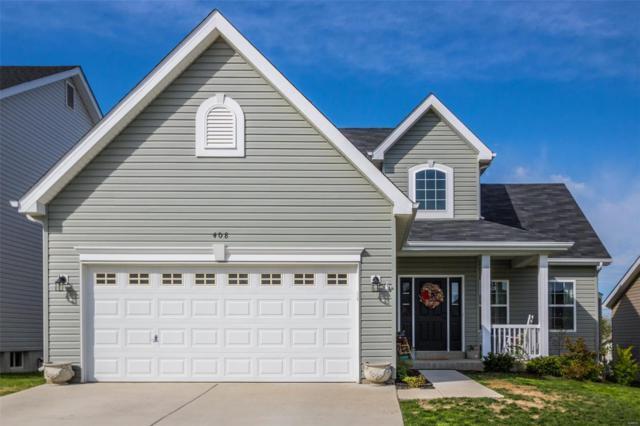 408 Hollowgate Court, Lake St Louis, MO 63367 (#19028297) :: PalmerHouse Properties LLC