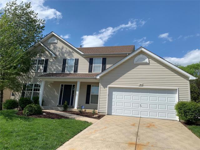 541 Great Oaks Meadow Drive, Wentzville, MO 63385 (#19028363) :: PalmerHouse Properties LLC