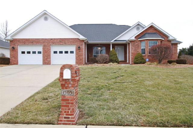 1505 William Lane, Swansea, IL 62226 (#19028419) :: Holden Realty Group - RE/MAX Preferred