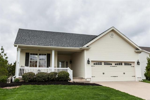 236 Fiddlecreek Ridge Road, Wentzville, MO 63385 (#19028466) :: RE/MAX Vision