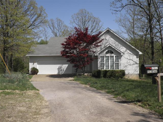 1512 Red Oak Drive, Rolla, MO 65401 (#19028544) :: RE/MAX Professional Realty