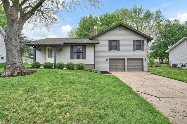 16 Jody Drive, Saint Peters, MO 63376 (#19028554) :: The Becky O'Neill Power Home Selling Team