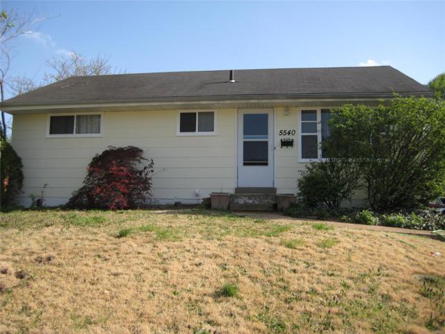 5540 Arthur Avenue, St Louis, MO 63139 (#19028640) :: PalmerHouse Properties LLC