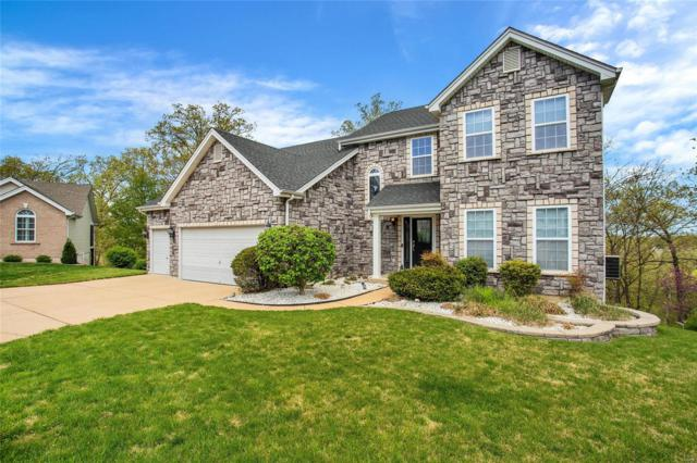 100 Romaine Spring Ct, Fenton, MO 63026 (#19028721) :: The Becky O'Neill Power Home Selling Team