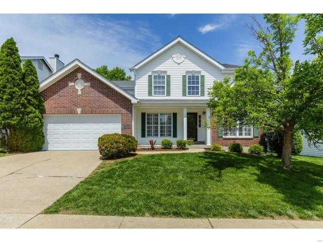 711 Whispering Forest Drive, Ballwin, MO 63021 (#19028748) :: Kelly Hager Group | TdD Premier Real Estate
