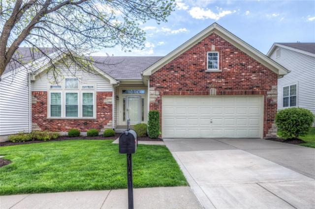 847 Stone Meadow Drive, Chesterfield, MO 63005 (#19028814) :: Clarity Street Realty