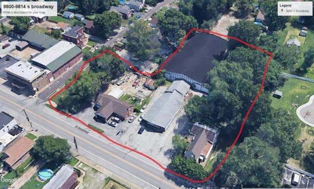 9800 S Broadway, Unincorporated, MO 63125 (#19028868) :: Holden Realty Group - RE/MAX Preferred