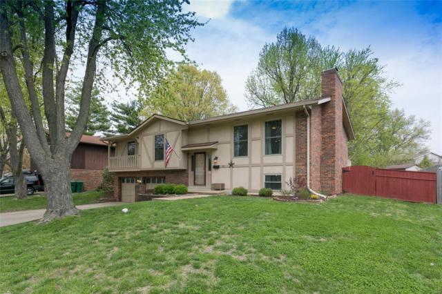 310 Emily Drive, O'Fallon, IL 62269 (#19028964) :: RE/MAX Professional Realty