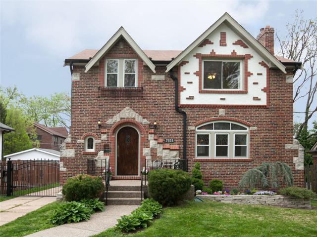 7039 Stanford Avenue, University City, MO 63130 (#19029008) :: The Becky O'Neill Power Home Selling Team