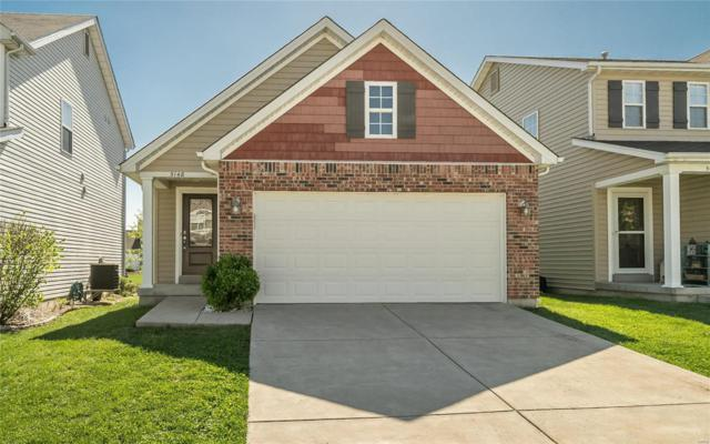 3148 Bentwater Place, Saint Charles, MO 63301 (#19029037) :: The Becky O'Neill Power Home Selling Team
