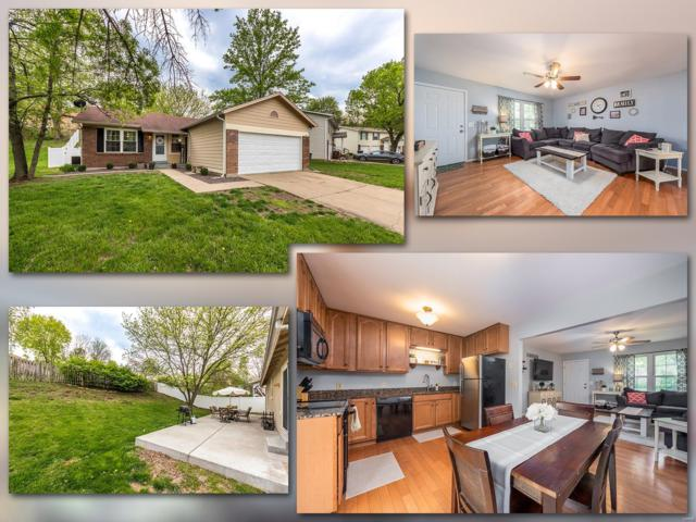 1617 Fairwood Forest Drive, Saint Peters, MO 63376 (#19029040) :: Barrett Realty Group