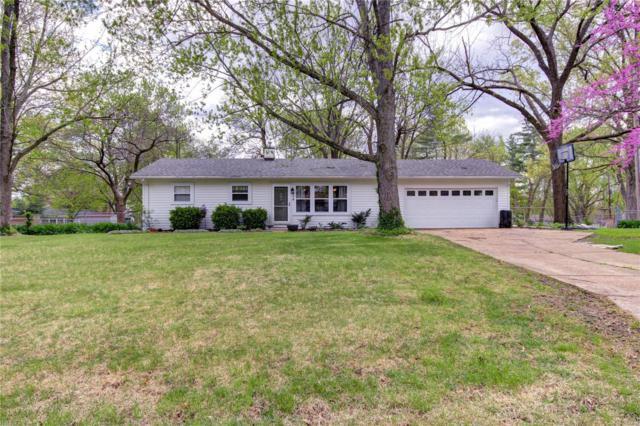 804 Ganahl Drive, Ballwin, MO 63011 (#19029135) :: The Becky O'Neill Power Home Selling Team