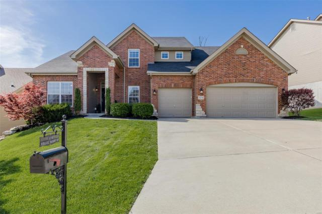 5276 Mirasol Manor Way, Eureka, MO 63025 (#19029192) :: The Becky O'Neill Power Home Selling Team