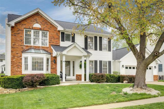 43 Fleurie Drive, Florissant, MO 63031 (#19030393) :: Clarity Street Realty