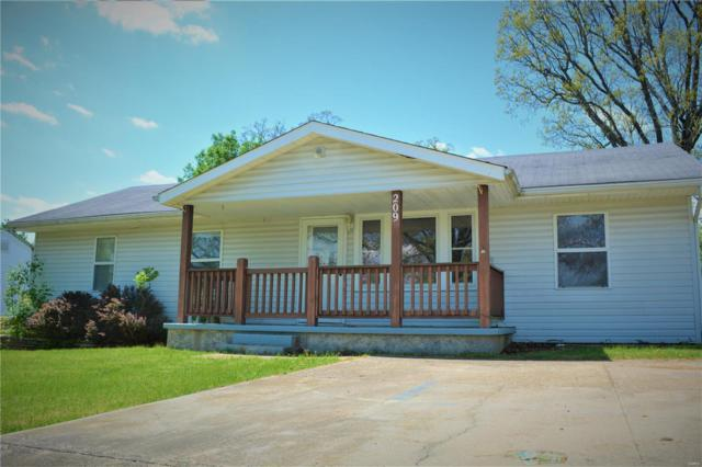 209 North Waller St., Crocker, MO 65452 (#19030808) :: RE/MAX Professional Realty