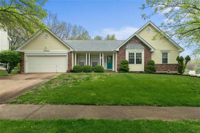 16505 Thunderhead Canyon Court, Wildwood, MO 63011 (#19030936) :: The Becky O'Neill Power Home Selling Team