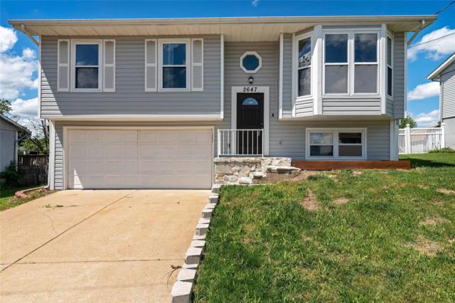 2647 Kelly Renee, Arnold, MO 63010 (#19031205) :: Ryan Miller Homes