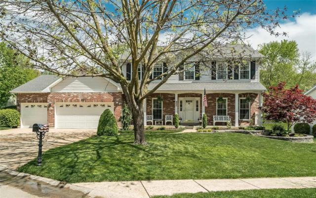 931 Pheasant Woods Drive, Manchester, MO 63021 (#19031279) :: The Kathy Helbig Group