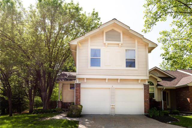 6 Morning Hill Drive, Ballwin, MO 63021 (#19031576) :: The Kathy Helbig Group