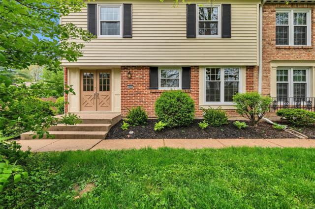 820 Coalport #58, St Louis, MO 63141 (#19031627) :: The Becky O'Neill Power Home Selling Team