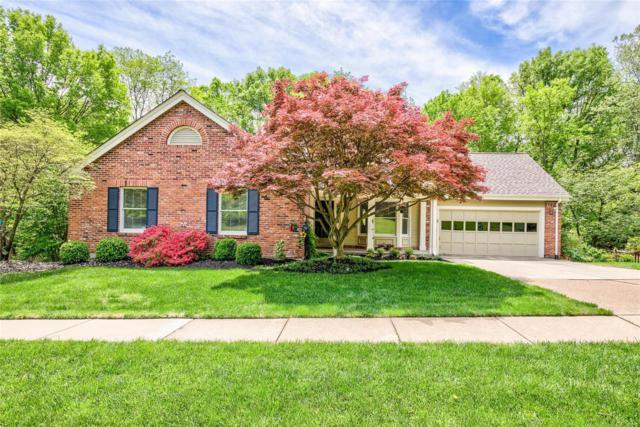 530 Cool Dell Court, Ballwin, MO 63021 (#19031633) :: The Becky O'Neill Power Home Selling Team