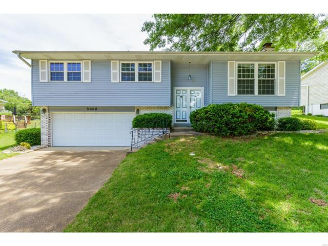 5602 Sky Hill Drive, St Louis, MO 63129 (#19031871) :: The Becky O'Neill Power Home Selling Team