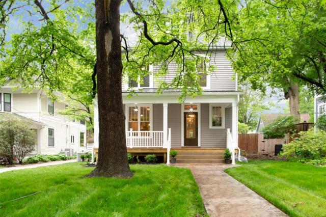 546 Oakwood Avenue, Webster Groves, MO 63119 (#19031904) :: Clarity Street Realty