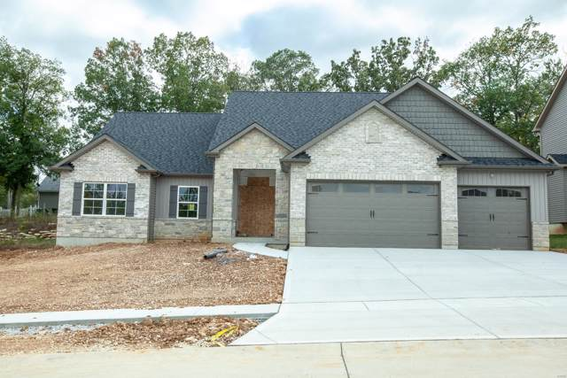 116 Peine Valley Court, Wentzville, MO 63385 (#19031915) :: St. Louis Finest Homes Realty Group