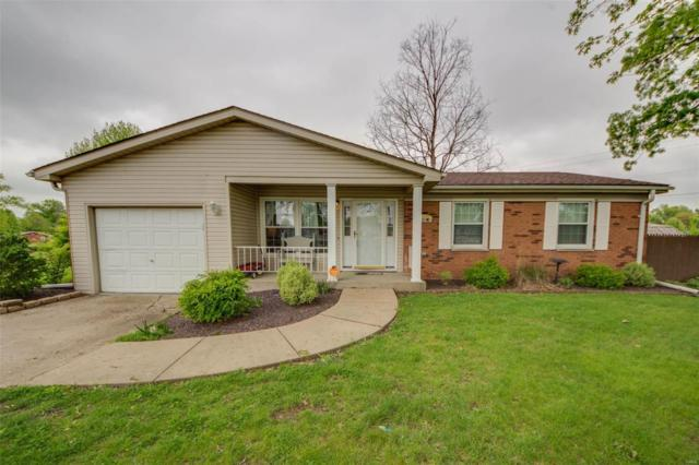 8 Airwood Drive, East Alton, IL 62024 (#19032062) :: The Becky O'Neill Power Home Selling Team